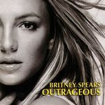 outrageous (digital 45) - britney spears