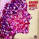 just the way you are (deluxe single) - bruno mars