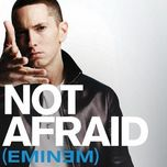 not afraid (single) - eminem