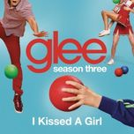 glee s03e07 'i kissed a girl' - glee cast
