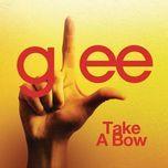 take a bow (glee cast version) (single) - glee cast