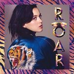 roar (single) - katy perry