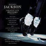 greatest hits history - michael jackson