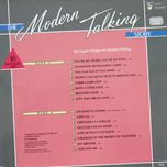 the modern talking story - modern talking