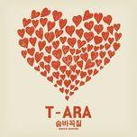 t-ara winter (mini album) - t-ara