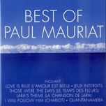 best of paul mauriat - paul mauriat