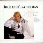 songs of love - richard clayderman