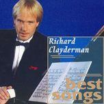 best songs - richard clayderman