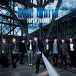 blue world (japanese single) - super junior