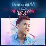 Cảm Giác Yêu (Single 2013)