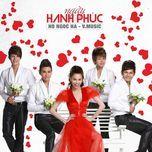 ngay hanh phuc (2011) - ho ngoc ha, v.music