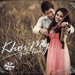 gioi han (single) - khoi my