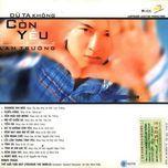 du ta khong con yeu (vol. 5) - lam truong