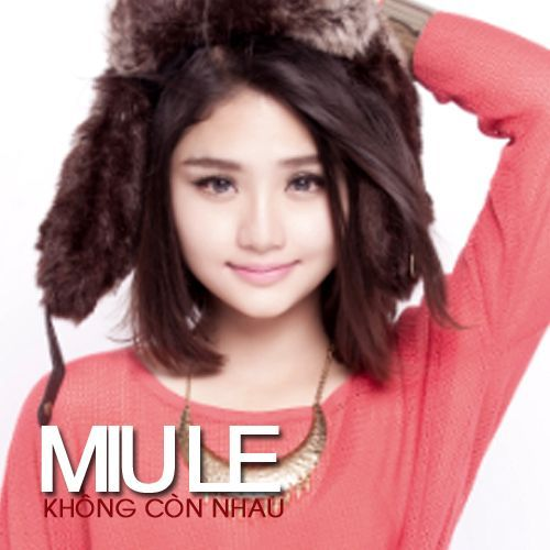 Album Không Còn Nhau - Miu Lê