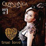 true love - quynh nga