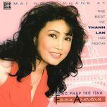 femme amoureuse - nhac phap tru tinh 1 - thanh lan