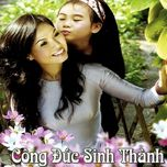 cong duc sinh thanh - thuy trang