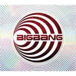 for the world (1st japan mini-album) - bigbang