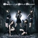 speed up / girls power (japanese single) - kara