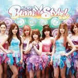 bunny style (type c - japanese single) - t-ara