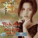 tinh dau van kho phai - lam thuy van