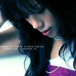 chuyen ve nguoi con gai (single) - phuong vy