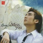 miss you (vol 7) - quang ha