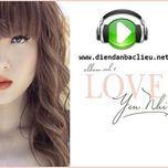 love (vol 1) - yen nhi