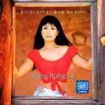 rung rung le - khanh ha