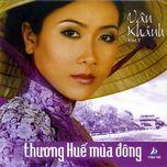 thuong hue mua dong (vol.1) - van khanh