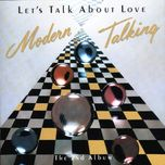 lets talk about love (1985) - modern talking