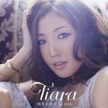 toki wo tomete feat. wise/honto no kimochi (single 2011) - tiara