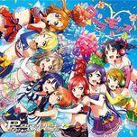 takaramonozu / paradise live (single) - μ's
