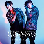 hide & seek / something (japanese single) - dbsk