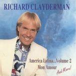 america latina vol. 2 - richard clayderman