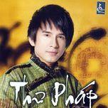 thu phap (vol 26) - dan truong
