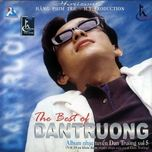 the best of dan truong (vol 5) - dan truong