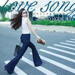 van trong doi cho (love song collection 2) - ho ngoc ha