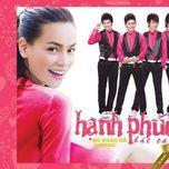 hanh phuc bat tan (single 2010) - ho ngoc ha, v.music