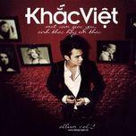 mat cam giac yeu (vol. 2 - 2011) - khac viet