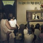nhung bai ca khong quen (cd 2) (da khuc cho tinh nhan 3) (2010) - dam vinh hung