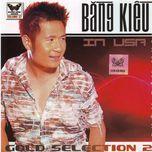 gold selection 2 (in usa) - bang kieu