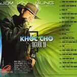 khoc cho nguoi di - dam vinh hung