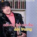 can moi tinh con dau (2010) - dan truong