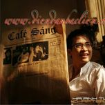 cafe sang (vol.1) - ha anh tuan