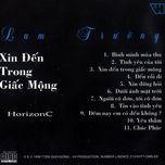 xin den trong giac mong (1998) - lam truong