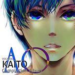 kaito minzokuchou compilation album ao - kaito