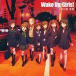 kotonoha aoba (single) - wake up girls!