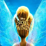 tinker bell and the mysterious winter woods (bi mat cua doi canh) - lucy hale