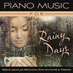 piano music for rainy days - v.a
